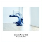 【予約商品*11/3頃発送予定】Spangle call Lilli line - Dreams Never End(LP)