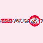 チェリーカップケーキ - マスキングテープ