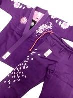 Sunrise 道着 桜 モデル 紫