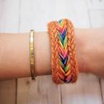 Rainbow Knit Bangle 18385063