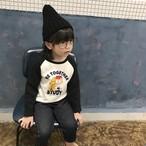お取り寄せ☆裏起毛 ラグランTシャツ