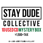 【USED】Mystery Box (10-USED CDs)