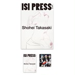 ステッカー付 ISI PRESS vol.4  Shohei Takasaki