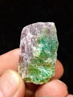 5) パライバ・トルマリン原石