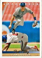 MLBカード 93UPPERDECK Pat Kelly #215 YANKEES