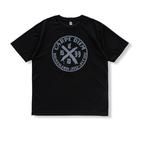 【ドライフィット素材】CARPE DIEM ロゴTシャツ