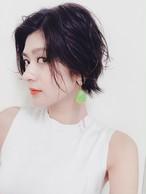 Mikako x Yuumi Peralta コラボ商品: ピアス/イヤリング