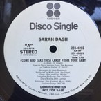 Sarah Dash ‎– (Come And Take This) Candy From Your Baby