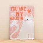 you are my valentine茶|バレンタイン|ごあいさつ茶