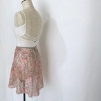 "◇""Tatiana"" Ballet Wrap Skirt - Avril・PINK [Sheer]( アブリル・ピンク [シアー])"