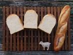 自家製酵母食べ比べ食パンセット