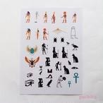 エジプト壁画2 レジン封入用フィルム
