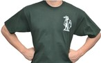 TorontoHQ T-shirts Dark green(濃緑)