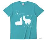 グッドモーニングアルパカ Tシャツ