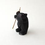 小さな鮭背負い熊 / B