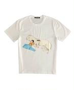 「モカとポッキーとウララ」Tシャツ