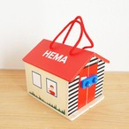 【オランダ】 HEMA (ヘマ) 木製人形セット ドールハウス