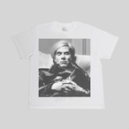 T-SHIRT / ANDY WARHOL <THE INTERNATIONAL IMAGES COLLECTION>