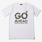 MMA Go Ahead Tee (White)