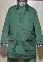 感謝を込めて激安継続 貴重なライフルマーク襟章付き スエーデン軍用 防寒ジャケット ライナー付き  寒さ本場スエーデン軍用 サイズ C52