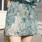 Vintage art skirt