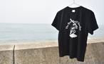 The Baseball Surfer Tシャツ【ブラック】