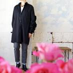袖フリル・ロングシャツ *1% SHUHEI OGAWA