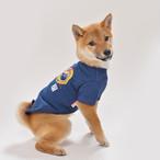 狐とお面 / 紺色(3200)