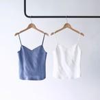 【pelleq】 Mellow Camisole