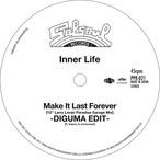 """【ラスト1/7""""】Inner Life / Candido - Make It Last Forever (12"""" Larry Levan Paradise Garage Mix) -DIGUMA EDIT- / Jingo (Moplen Remix) -DIGUMA EDIT-"""