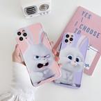 iphoneケース スマホケース うさぎ キャラクターiphone12 ケース かわいい