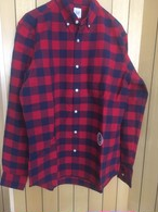 M.A.N.VS.M.A.N  - Amber Brightman Flannel shirt (Buffalo check)size:M