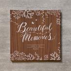 Tree's Board(Brown)-BABY_300SQ_20ページ/30カット_スリムフラット