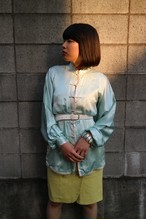 Pastel blue china tops