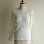 YOUNG&OLSEN 【 womens 】suvin french l/s tee