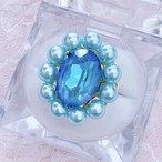 【ring】Candy blue
