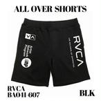 BA041-607 ルーカ メンズ ALL OVER SHORTS RVCA 人気 セットアップボトムス ブランド プレゼント おしゃれ