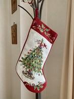 【Handicraft】クリスマスストッキング (220-303)