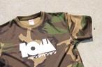 10山 / テンマウンテン カモTシャツ