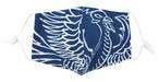 キトラ四神手ぬぐいで作った立体マスク 朱雀