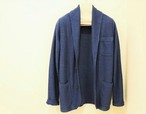 Vandori Shawl collar Knit Jacket Ocean-Blue VKT10010