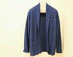 Vandori Shawl collar Knit Jacket Ocean-Blue VKT10010