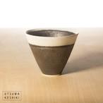 [トキノハ]shiro-kuro カップ(白黒)