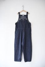【ORDINARY FITS】DUKE OVERALL DENIM one wash/OF-O013OW