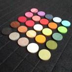 """選べる24色木製円盤 """"カラフル碁石"""" ごもっくん。単色パック(40枚入)カラー碁石"""