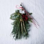 大王松のお正月飾り