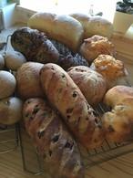 自家製天然酵母のパン(お任せセット) (送料別)