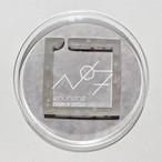 CHEWING GUM CUFF square / クリアパール