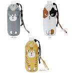猫ペットボトルホルダー(保冷ボトルカバー)全3種類