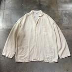 90s Linen Jacket / Italy
